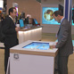 Multi-touch Table at Delphi Medtronic