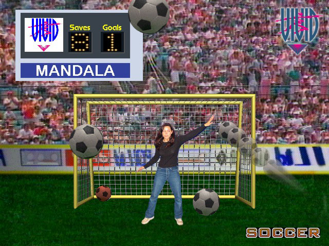 soccer virtual game